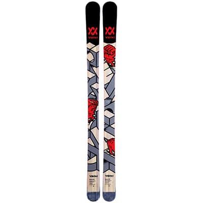 Freestyle skis