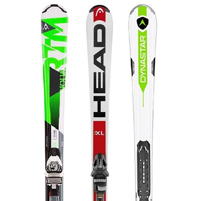 Silver skis