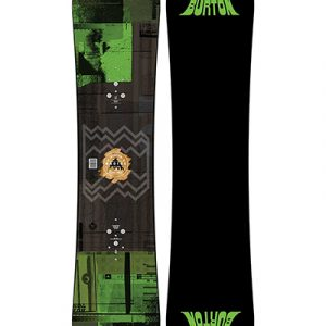 Performance adult snowboard